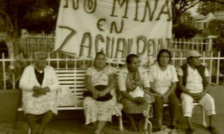 Congreso de aguas apoyará lucha de los nahuas contra minera