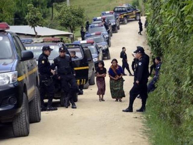 Zozobra y militarización de poblado indígena tras choque armado que dejó 11 muertos por cementera