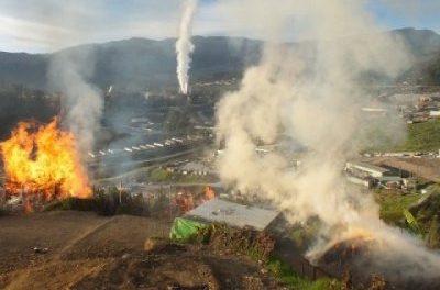 Acusada de asesinato, violación y quema de casas, Barrick Gold rechaza reubicar a los afectados