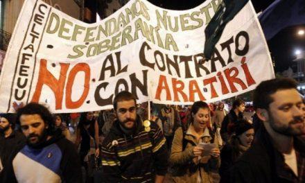 """El """"hierro caliente"""" del proyecto Aratirí será resuelto por el próximo gobierno"""