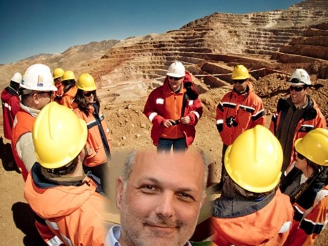 Las mineras convencieron al gobernador y a algunos diputados con miles de razones