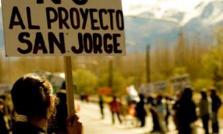 Presión rusa por el proyecto minero San Jorge