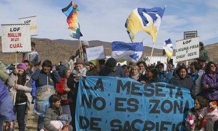 «En la meseta no queremos megaminería»