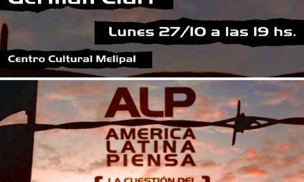 """Se hará en Esquel el cierre del Ciclo de documentales """"América Latina Piensa (La cuestión del desarrollo)"""""""