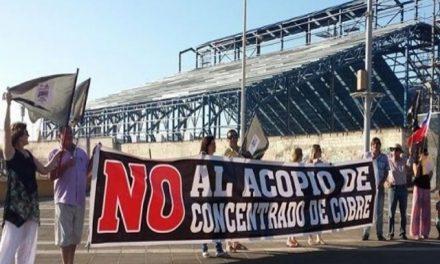 Colegio Médico advierte grave riesgo de contaminación urbana en Antofagasta a manos de minera