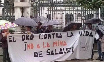 50.000 firmas contra la mina de oro en la costa asturiana