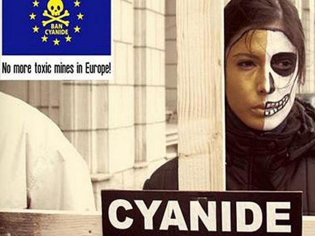 Eslovaquia prohíbe la minería basada en el cianuro
