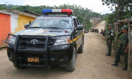 Estado de Prevención en San Juan Sacatepéquez, ejemplo de la violencia Estatal