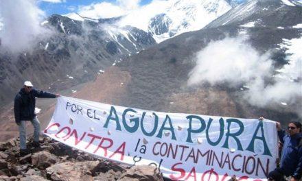 Esperarán informes sobre impacto en el agua de los dos proyectos en el sur de Mendoza