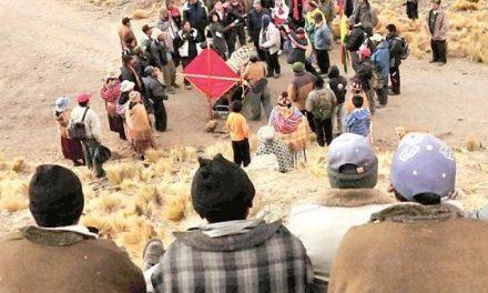 En Bolivia originarios y el sector minero pugnaron en 21 conflictos en 4 años
