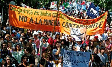 Asamblea de vecinos de Malargüe objteta a los proyectos Cerro Amarillo y Hierro Indio