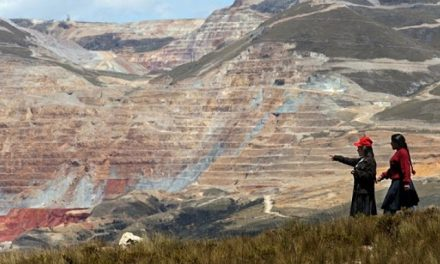 Cajamarca: entrañas de oro, pobladores pobres