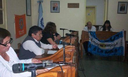 El Concejo Deliberante de Esquel apoya el proyecto de ley para prohibir la megaminería