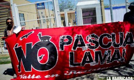 Repudian inauguración de oficinas de Barrick en Vallenar