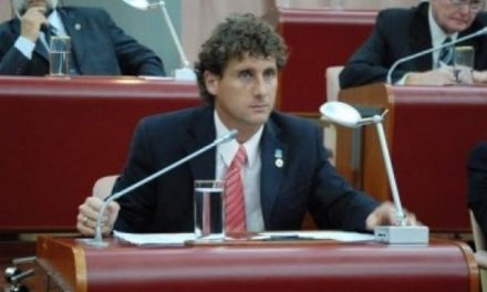 """Falso escrache"": Guanacos en Pie le responde al diputado Reyes"