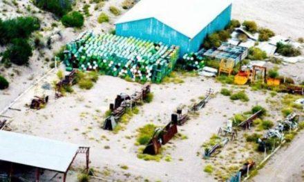 CNEA trabaja en la mina de uranio de Sierra Pintada sin sanear el pasivo ambiental