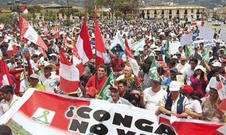 Triunfo electoral de líder antiminero en Cajamarca