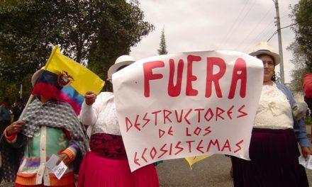 Descubriendo el activismo de las mujeres en contra de la minería en los Andes