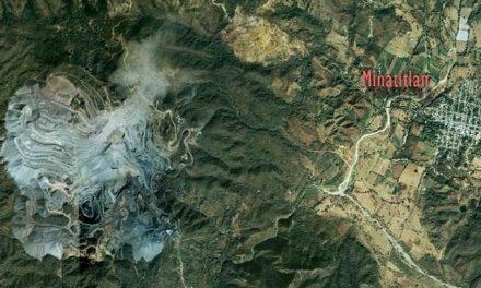 Tribunal suspende a minera Peña Colorada