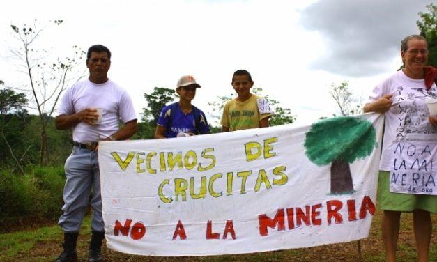 Dos juzgados costaricenses ejecutan embargo contra minera canadiense