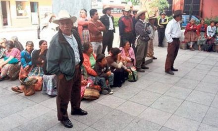 Comunitarios rechazan minería en Sipacapa, San Marcos