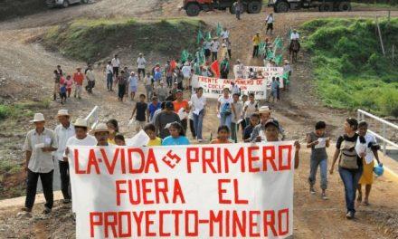 Impacto del modelo extractivo minero en los derechos humanos en Panamá
