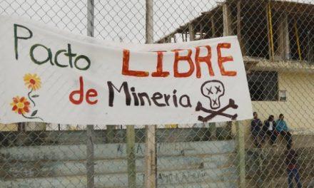Minería vuelve a inquietar al noroccidente de Quito