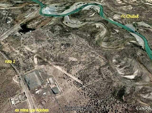 Preocupa a legisladores la situación de la antigua mina de uranio Los Adobes