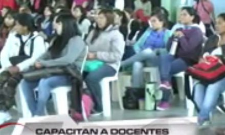 Jornada docente sobre video documental analizó video sobre la Iniciativa Popular