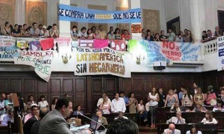 El agua en peligro: el Senado mendocino aprobó la minería en el sur