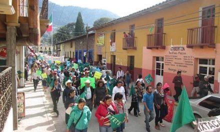 Tetela celebra tres años de resistencia a la minería