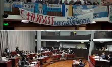 El 25 de noviembre la Legislatura tratará la Iniciativa Popular para prohibir la megaminería