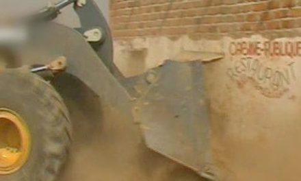 Empresa minera belga miente sobre el derribo de casas