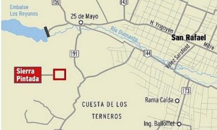 Resisten la iniciativa de la CNEA para reactivar Sierra Pintada