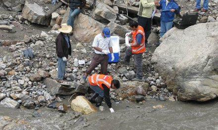 Alertan sobre contaminación ríos de Otuzco por actividad minera