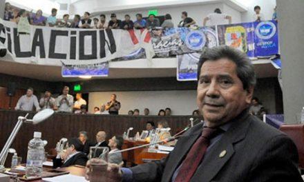 Denunciaron penalmente al diputado Jara por amenzas de muerte