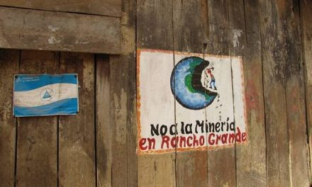 La minería y las contradicciones del Frente Sandinista en Nicaragua