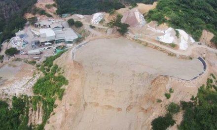Persiste riesgo por los sedimentos tóxicos de minera