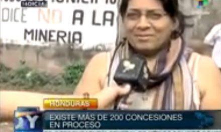 En El Arenal rechazan la minería en sus tierras