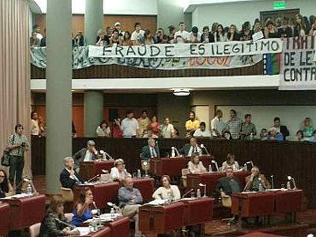 Endepa deplora el tratamiento del proyecto para limitar la megaminería en Chubut