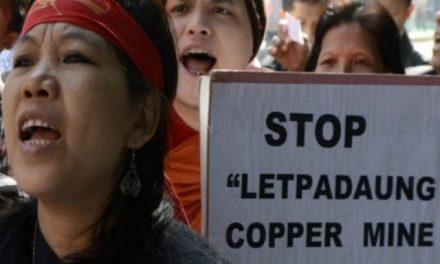 Un muerto y varios heridos durante una protesta en una mina de Myanmar