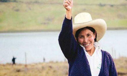 La campesina Máxima Acuña le ganó juicio a minera Yanacocha
