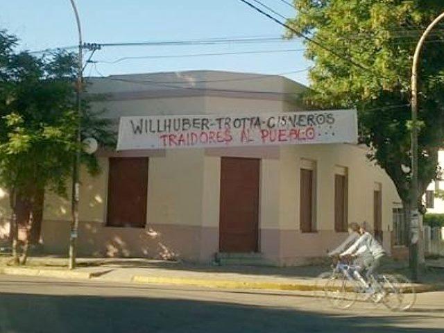 El Concejo Deliberante de Esquel pide que se derogue la ley hecha por las mineras