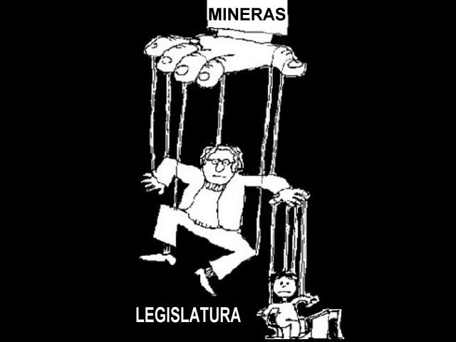 Minería vs Derechos Humanos