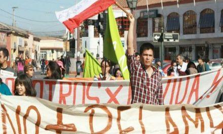 Detienen a líder de lucha de Caimanes contra minera del grupo Luksic
