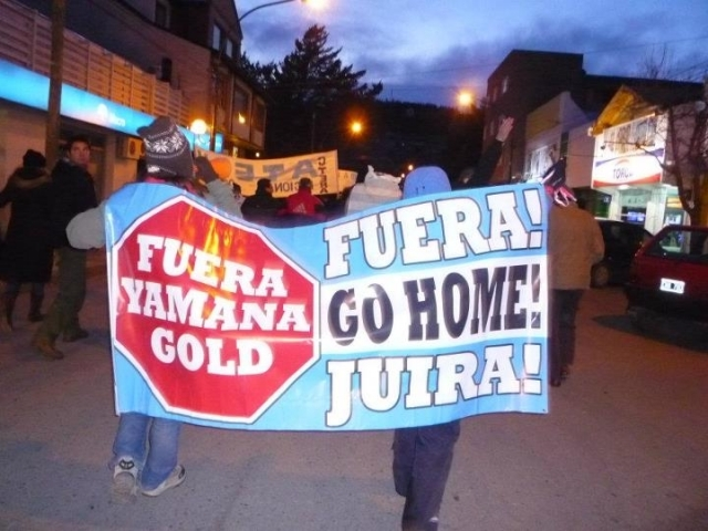 Yamana Gold planea venta de minas en Brasil y Agua Rica de Argentina