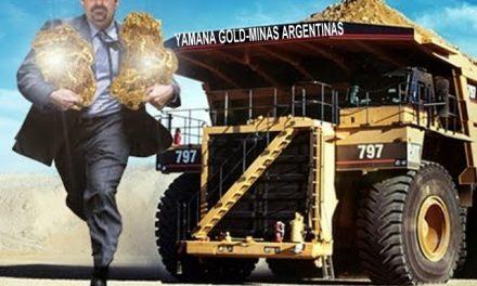 Yamana Gold armó el circuito del saqueo vía Luxemburgo