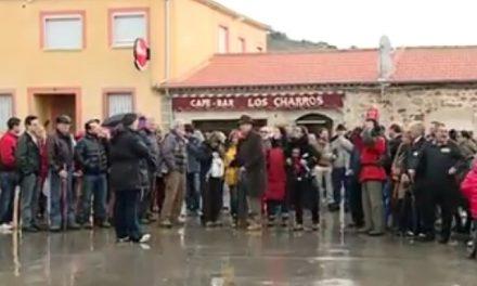 Nueva protesta contra la explotación minera que la Berkeley quiere abrir en Salamanca