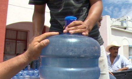 Actividad minera y comunidades compiten por el agua en Sonora