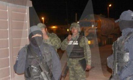 Envían al ejército por protesta de ejiditarios ante minera en Zacatecas
